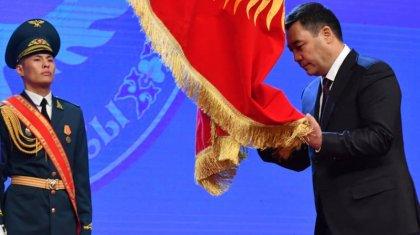 Қырғыз референдумы: Билік толығымен президент Жапаровтың қолына өтетін болды