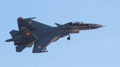 Қарағанды облысында әскери ұшақ құлады