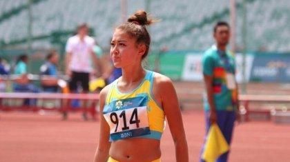 Қазақстандық атлеттер Түркиядағы турнирде төрт медаль жеңіп алды