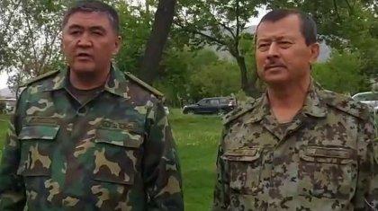 Тәжікстан мен Қырғызстан атысты толықтай тоқтату туралы келісімге келді
