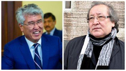 «Ұятсыздар! Арыстанбек Мұхамедиұлы Димашты өзі тапқандай болды» – Болат Атабаев (ВИДЕО)
