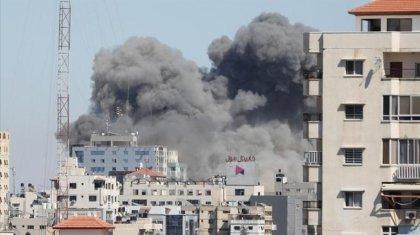 Израиль Газадағы Associated Press пен Al Jazeera кеңселерінің ғимаратын бомбалады