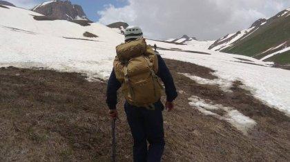 Тағы төрт турист Түркістан облысының таулы аймағында жоғалып кетті