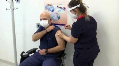Түркияның 13 млн тұрғыны қос вакцинаны толық алған