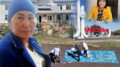 Құлша жұмсайтын басшы: Алматы облысында мектеп директоры мұғалімдерге туған-туыстарының үй-жайын тазалатқан