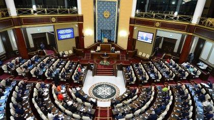 Елордада Парламенттің бірлескен отырысы басталды
