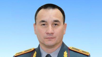 Мұрат Бектанов ҚР Қорғаныс министрі болып тағайындалды