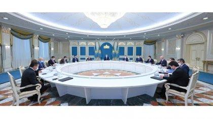 Тоқаев Реформалар жөніндегі жоғары кеңестің кезекті отырысын өткізді