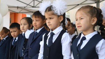 Алматыда 22 мыңнан астам оқушы «Мектепке жол» акциясы аясында көмекке қол жеткізді