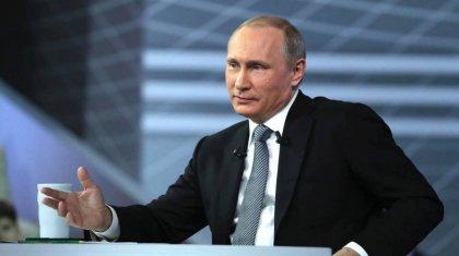 «Тәліптер билігін мойындауға асықпау керек» - Путин