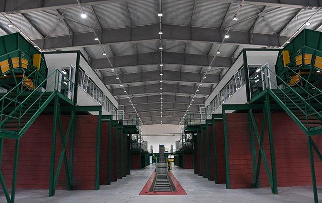EXPO мұрасы: Алматыда жоғары технологиялы қоқыс сұрыптайтын кешен іске қосылды