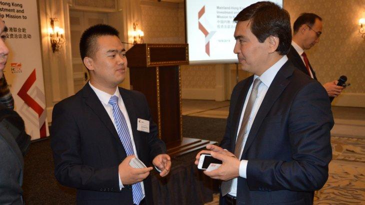 Қытай Алматыны халықаралық сауда-логистикалық хаб ретінде қарастыруда