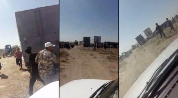 Қарбыз үшін атыс: Түркістан облысында полицейлер 3 күдіктіні ұстады