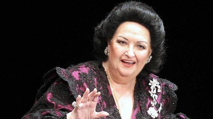Әйгілі опера әншісі Монсеррат Кабалье қайтыс болды