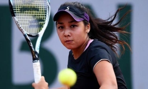 Зарина Дияс Гонконг турнирінде бақ сынайды