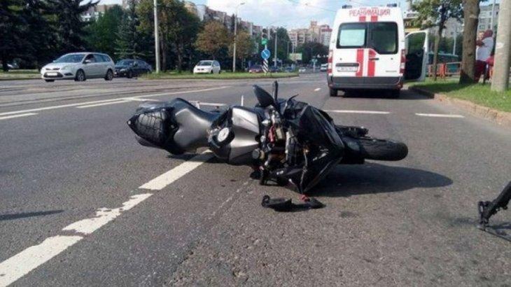 Қарағандыда әуежай қызметкері мотоцикл жүргізушісін қағып өлтірді
