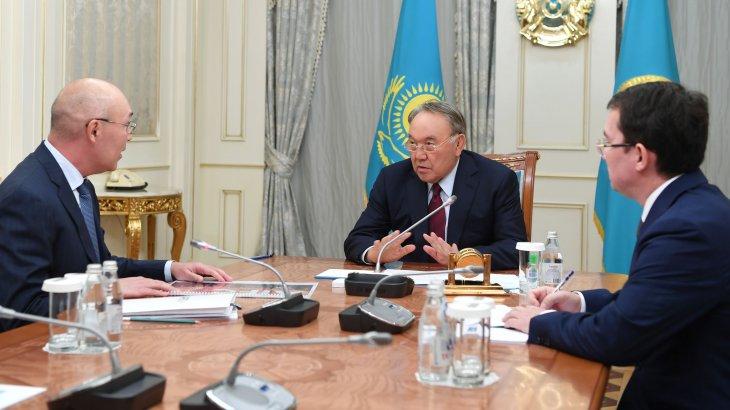 Президент Қайрат Келімбетовті қабылдады