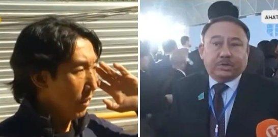 Алматылық кәсіпкер Талғат Мұсабаевтың өзіне қысым көрсеткенін айтты