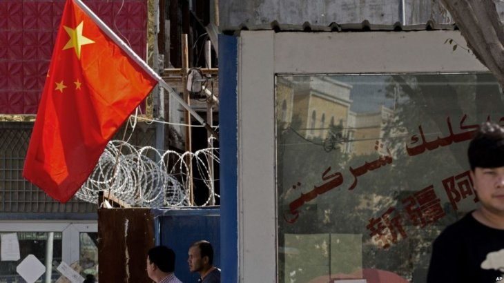 Шыңжаңда діни экстремизмнен сақтану науқаны жүріп жатыр