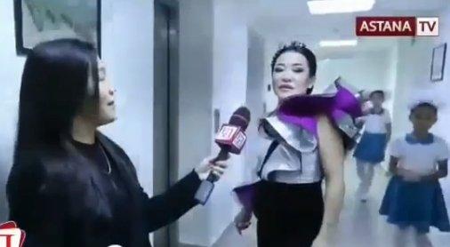 «Барлық әйелге нәсіп етсін»: Маржан Арапбаева жүкті ме? (ВИДЕО)