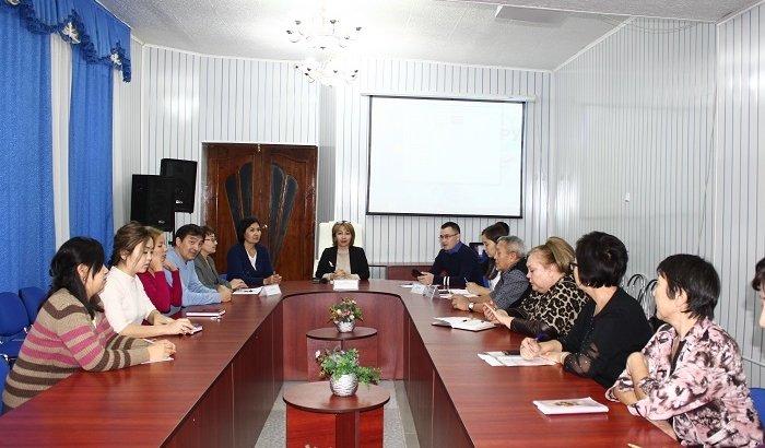 Жезказганского музея состоялся круглый стол в целях пропаганды Послания Президента
