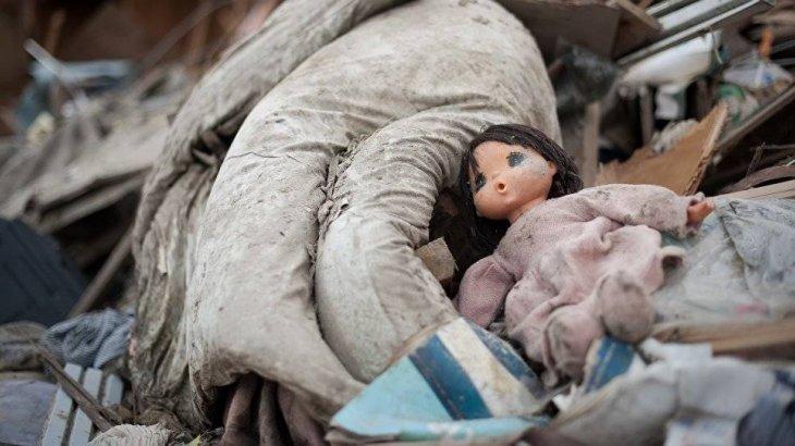 Павлодар облысында қоқыстан нәрестенің өлі денесі табылды
