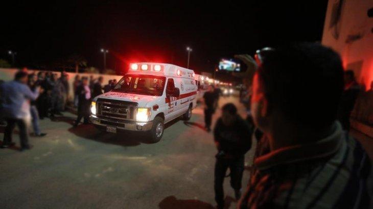 Он адам мерт болды: Иорданияда оқушылар отырған автобус суға батып кетті