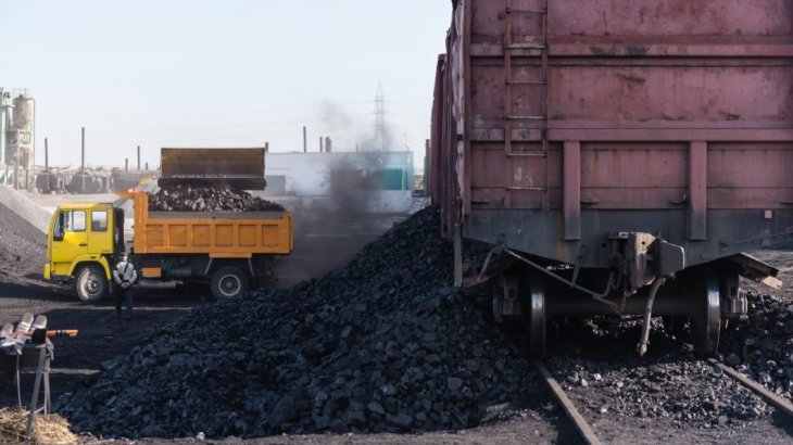 Астанада 12 мың тонна көмір қоры бар
