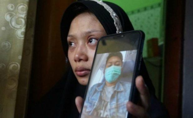 Индонезияда апатқа ұшыраған әуе кемесіндегі жігіт өлімінен жарты сағат бұрын жұбайына сурет жіберген