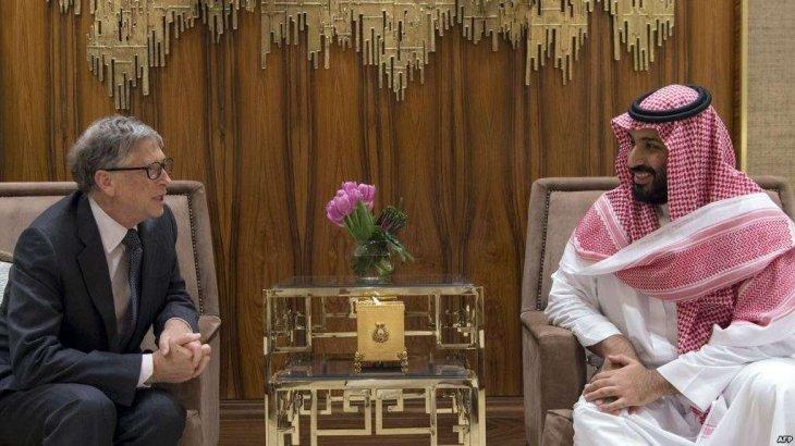 Билл Гейтс Хашогги өлімінен соң Сауд Арабиясымен ынтымақтастықты үзді