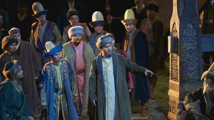 Италия театры «Абай» операсын әлемнің 40 еліне көрсетпек