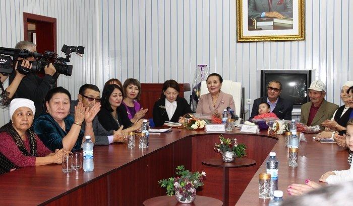 Жезказганском историко-археологическом музее состоялась встреча «Мать. Поэт. Преподаватель»