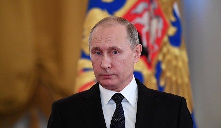 Путин Петропавлға келді