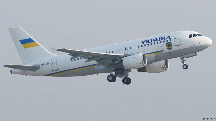 Украина әуе компаниясы Астанаға ұшатын рейстерді тоқтатты