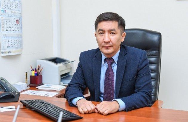 Астана әкімдігінің әдеп жөніндегі уәкілі болып Руслан Сегізбаев тағайындалды