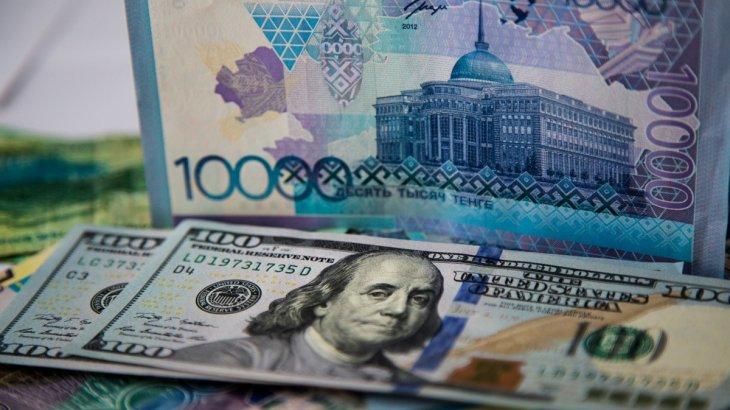 Ұлттық валюта күні теңге нығайды