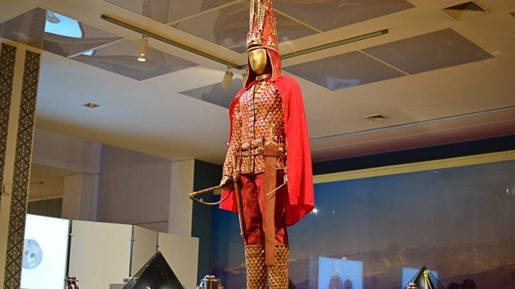 «Алтын адам» Кореяның Ұлттық музейіне қойылмақ