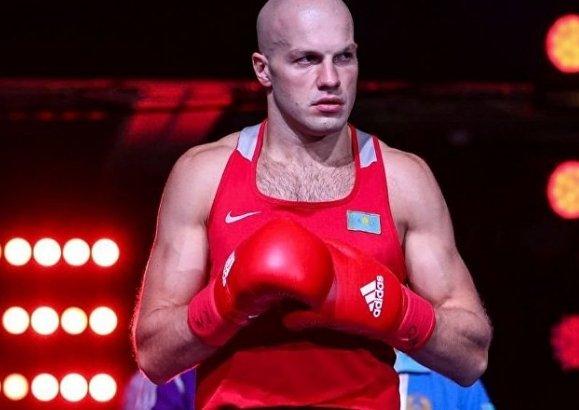 Боксшы Василий Левит Қазақстанның үш дүркін чемпионы атанды
