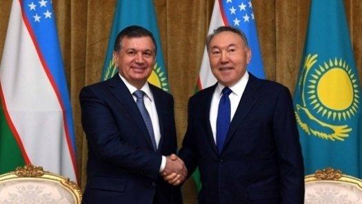 Назарбаев Шавкат Мирзиёевпен телефон арқылы сөйлесті