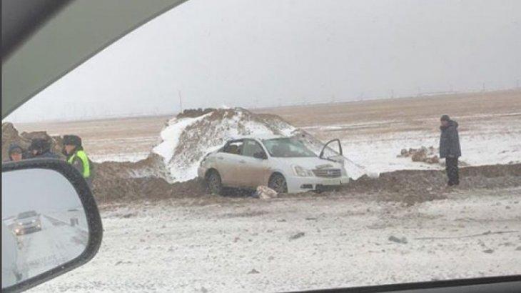 Павлодар облысында болған жол апатынан 7 адам зардап шекті
