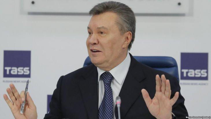 Украинаның экс-президенті Янукович Мәскеуде ауруханаға түсті