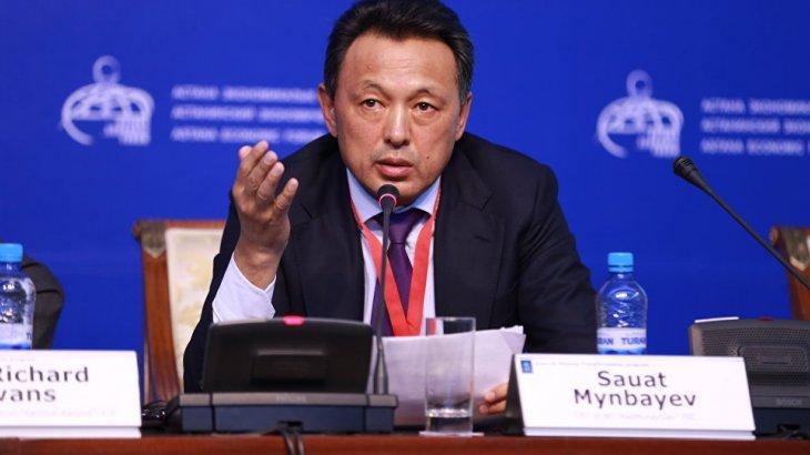 Сауат Мыңбаев «Қазақстан темір жолы» ҰК» АҚ басқарма төрағасы боп тағайындалды