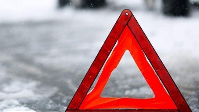 Павлодар облысында көлік қағып кеткен ер адам бірнеше жарақат алды