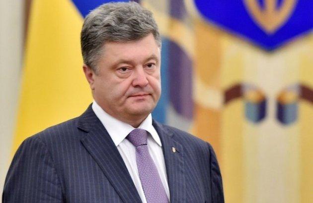 Порошенко Украинаға Ресеймен соғысу қаупі төніп тұрғанын айтты