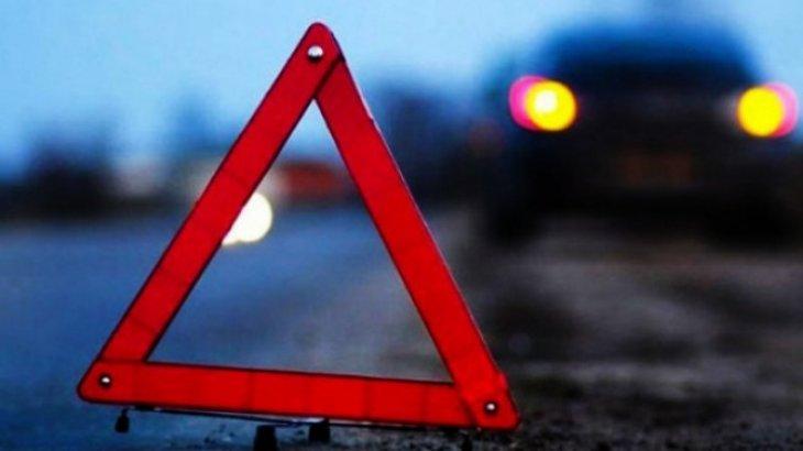 Алматы облысында болған жол апатынан 7 оқушы ауруханаға түсті