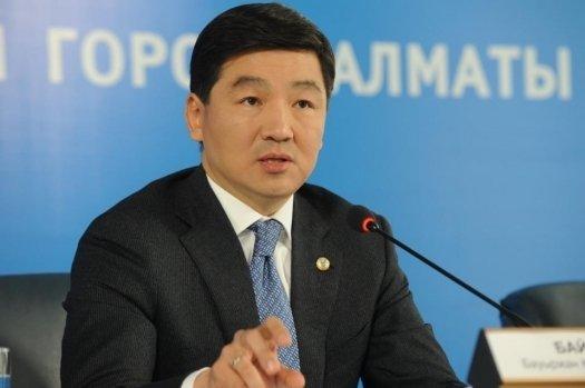 Алматыда 2019 жылы 25 мың маманның айлығы өседі – Бауыржан Байбек