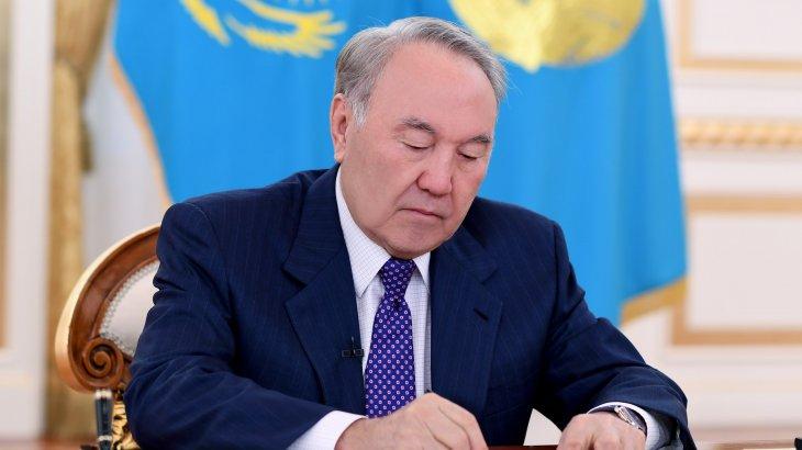 Назарбаев әуе кемелерін басып алуға күрес туралы 2 заңға қол қойды