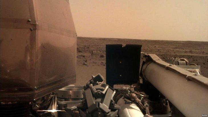 NASA Марстағы желдің дыбысы жазылған аудионы жариялады (ВИДЕО)