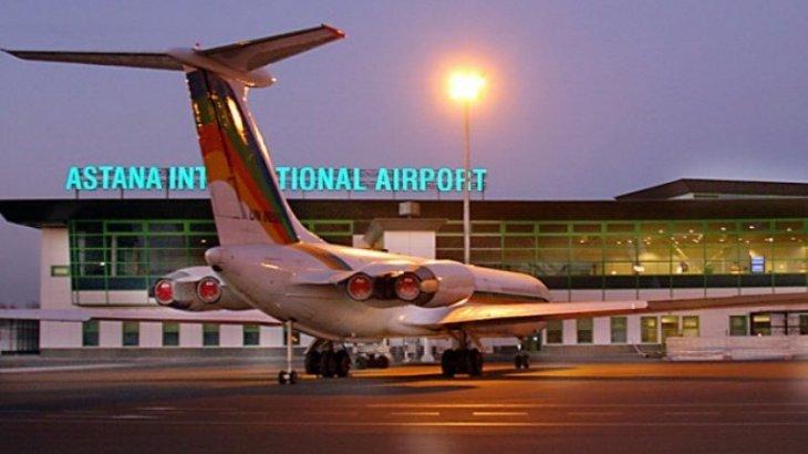 Спирттік ішімдік ішкен Ресей азаматы Air Astana ұшағында шу шығарды