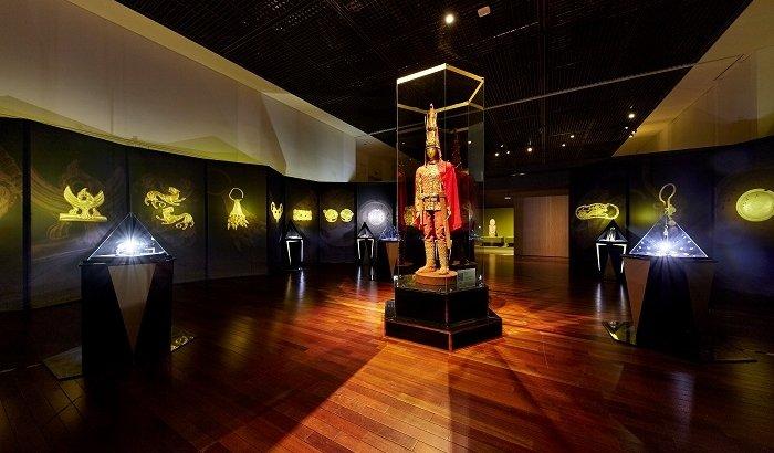 «Алтын адамның әлем музейлеріне шеруі» халықаралық жобасы мәресіне жетті